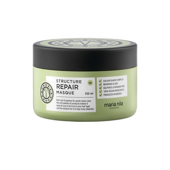 Image of   Maria Nila - Palett - Structure Repair Masque - Hårkur - 250 ml
