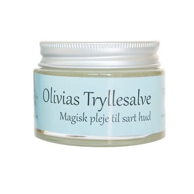 Olivias Tryllesalve - Universalsalve - 100% Økologisk