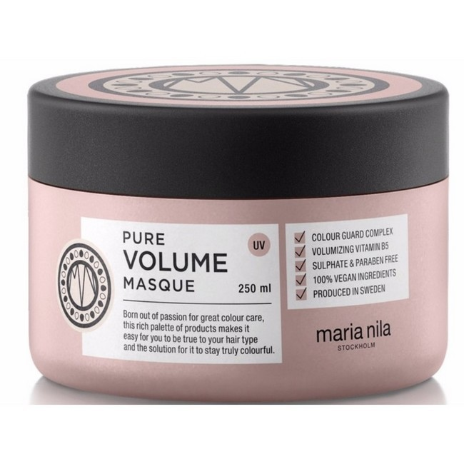 Maria Nila - Pure Volume Masque - Hårkur - 250 ml