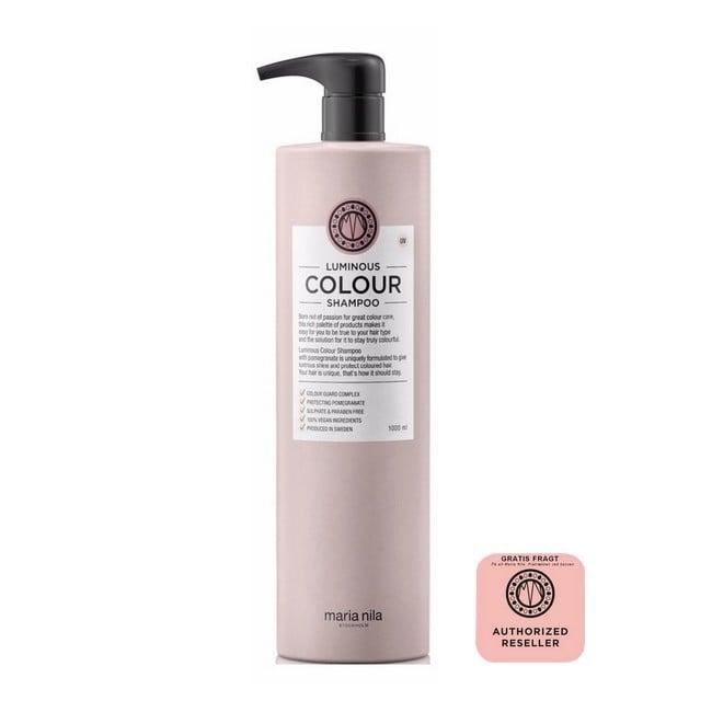 Maria Nila - Luminous Colour Shampoo - 1000 ml Salon Size