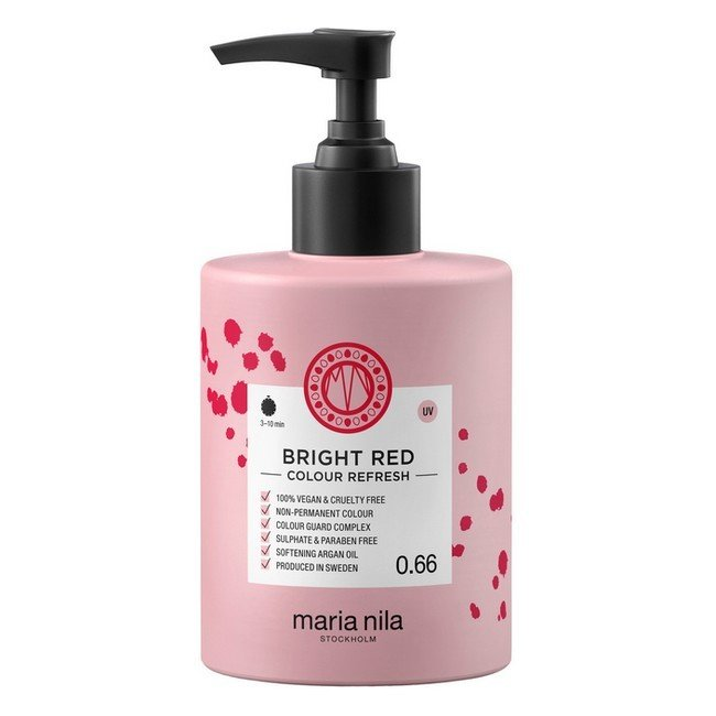 Maria Nila - Colour Refresh Bright Red 0.66 - 300 ml