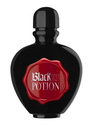 Image of   Paco Rabanne - Black XS Potion For Her - 80 ml - Edt