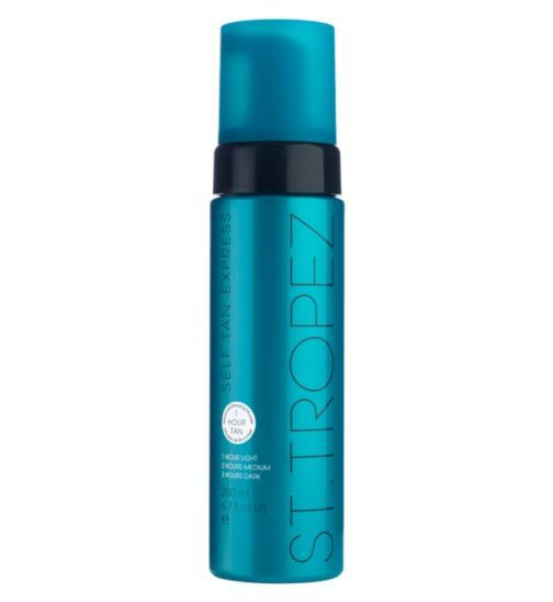 St Tropez - Self Tan Express Bronzing Mousse - 200 ml