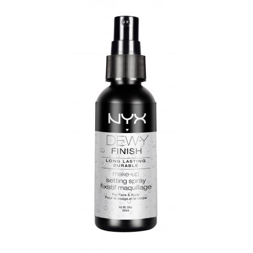 NYX Cosmetics - Makeup Setting Spray Dewy - 60 ml