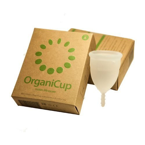 OrganiCup - Menstruationskop - Model A