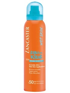 Lancaster - Sun Kids Invisible Mist Wet Skin Application - SPF50 - 200 ml