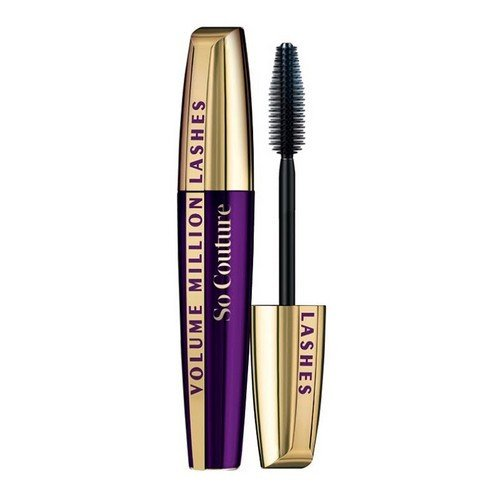 Loreal - Volume Million Lashes So Couture Mascara - Sort