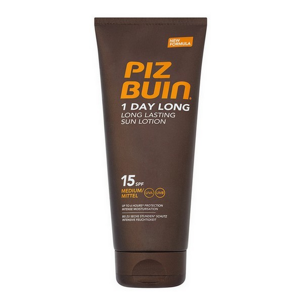 Piz Buin - 1 Day Long Sun Lotion - SPF 15 - 100 ml