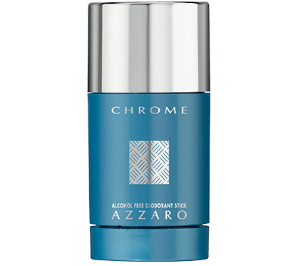 Image of   Azzaro - Chrome Deodorant Stick - 75 ml