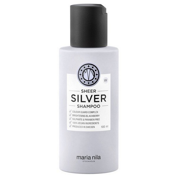 Image of   Maria Nila - Palett - Sheer Silver Shampoo - 100 ml